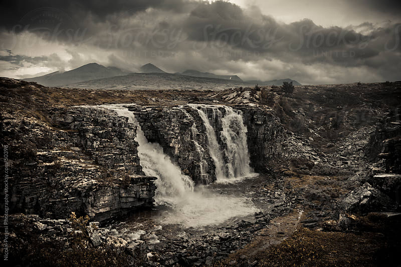 Rondane  Norway by Nicolai Perjesi Photography for Stocksy United