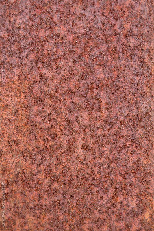 Rusty Metal by Adam Nixon for Stocksy United