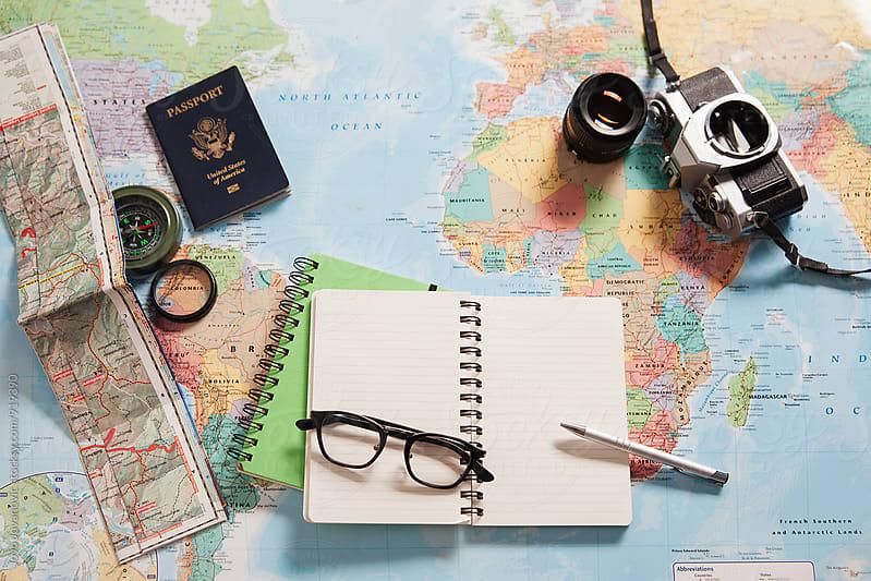 Let's travel !!! by Jovo Jovanovic for Stocksy United