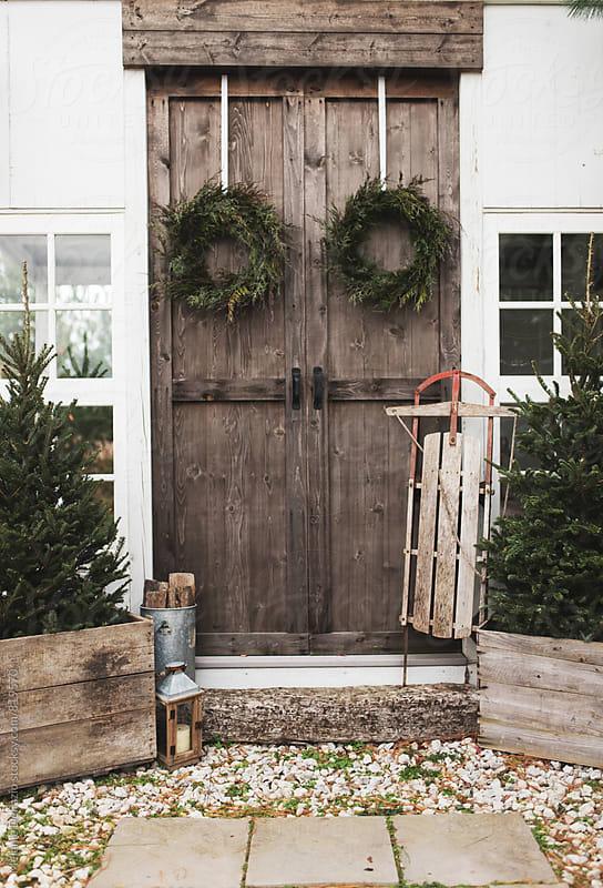 Christmas  by Melanie DeFazio for Stocksy United
