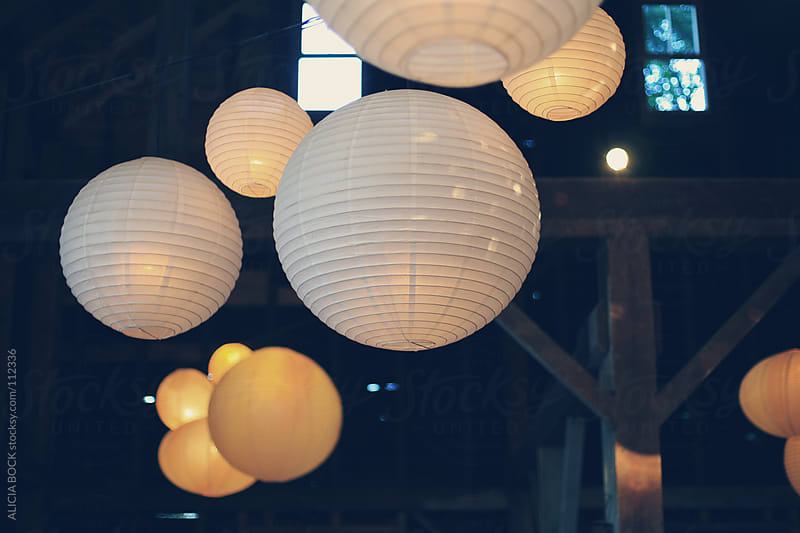 Party Lights 2 by ALICIA BOCK for Stocksy United