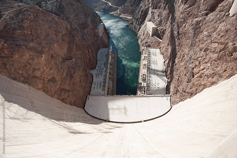 Hoover Dam by Anthon Jackson for Stocksy United