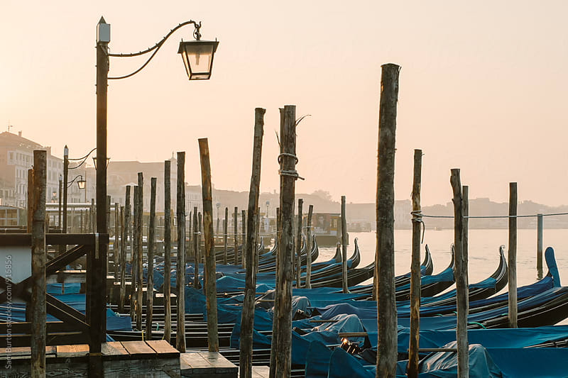 Morning in Venice by Sam Burton for Stocksy United