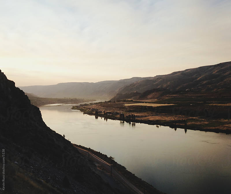 Columbia River by Kevin Russ for Stocksy United