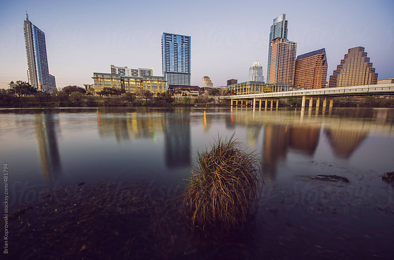 Austin is a nice place by Brian Koprowski for Stocksy United