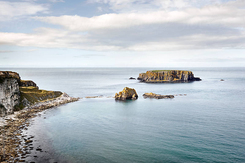Antrim Coast, Northern Ireland by James Ross for Stocksy United