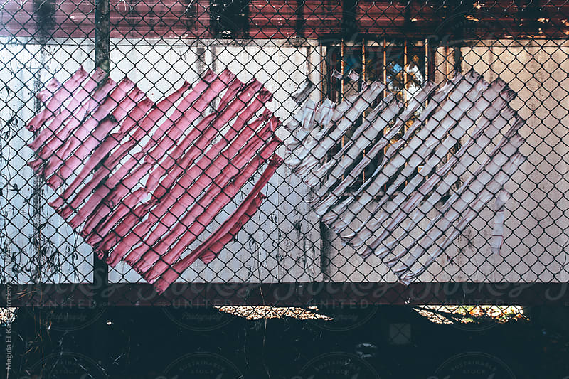 graffiti heart by Magida El-Kassis for Stocksy United