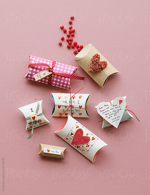 Sweet Gift Boxes by Jill Chen for Stocksy United