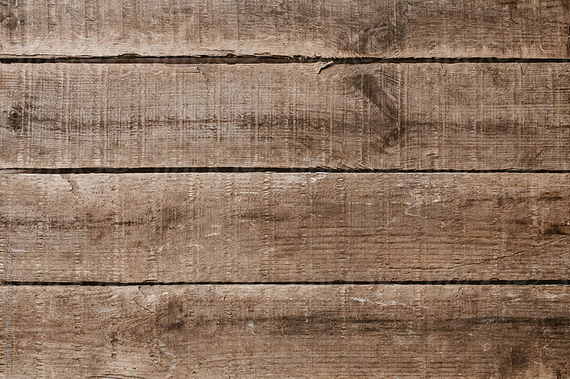 Texture of an Old, Weathered Wooden Box by Claudia Lommel for Stocksy United