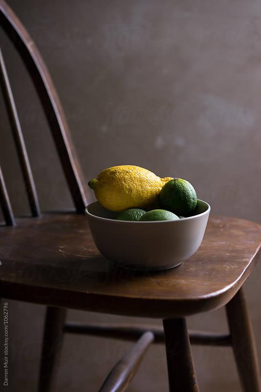 Citrus fruit still life. by Darren Muir for Stocksy United