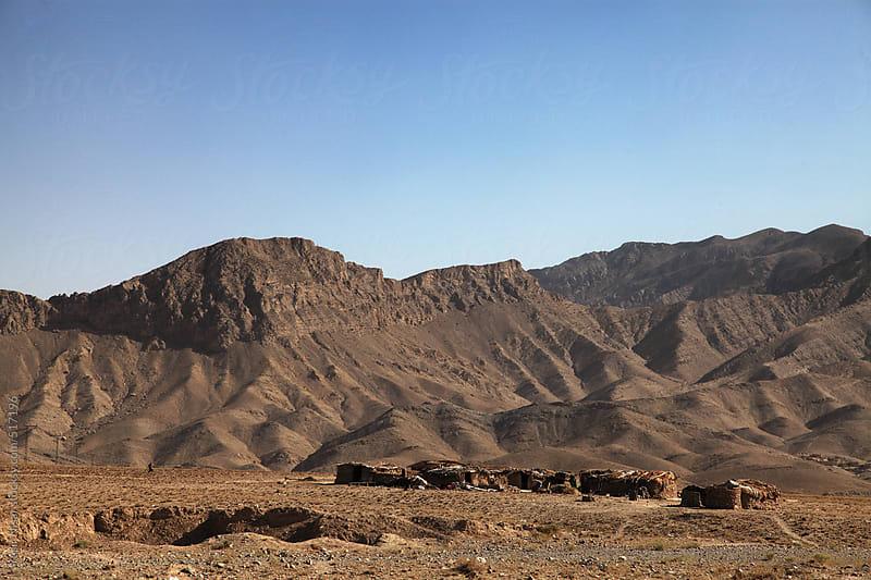 Balochistan - The mountain range by Yasir Nisar for Stocksy United