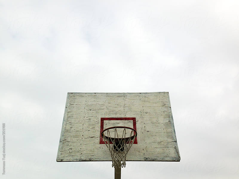 Basketball Hoop by Tommaso Tuzj for Stocksy United