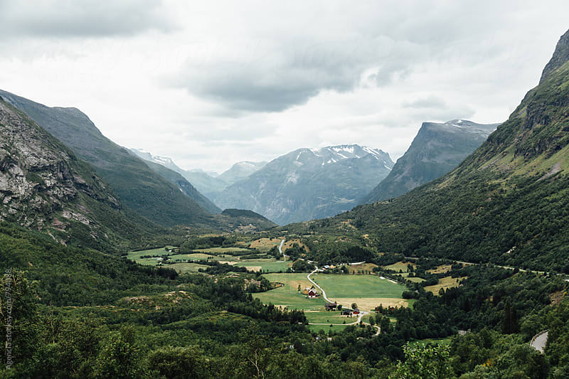 Norwegian Landscape by Agencia for Stocksy United