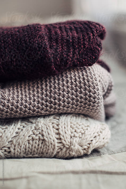 Warm Woolen Sweaters by Lumina for Stocksy United