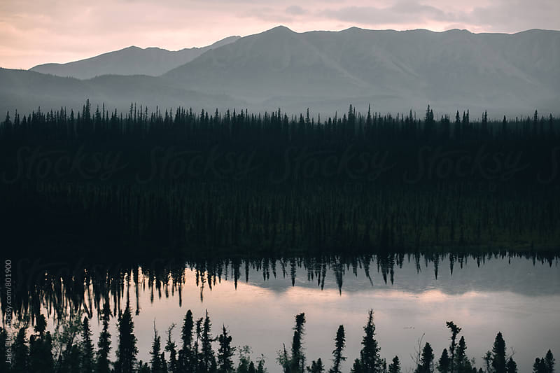 Yukon Roadtrip by Jake Elko for Stocksy United