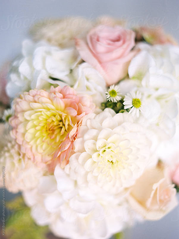 floral bouquet by Kirill Bordon photography for Stocksy United