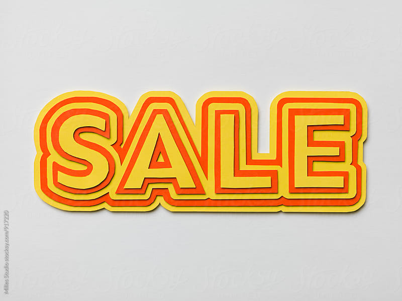 Sale by Milles Studio for Stocksy United