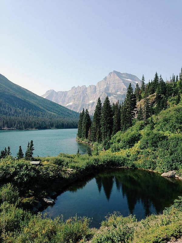 Glacier National Park by Kevin Gilgan for Stocksy United