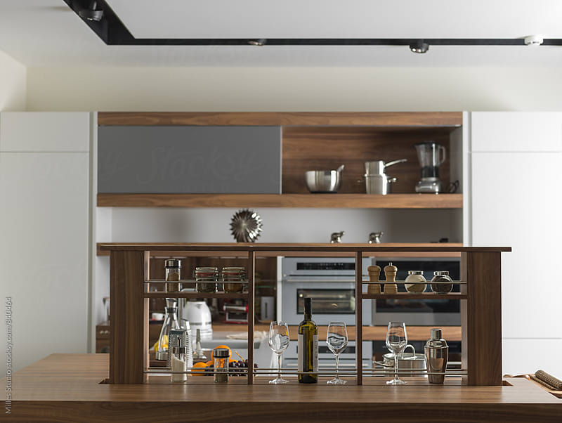 Modern Kitchen by Milles Studio for Stocksy United