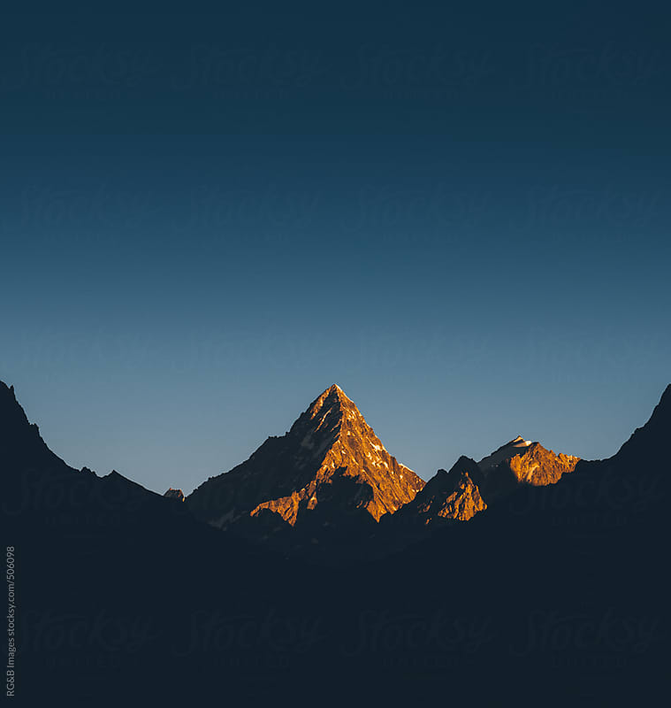 First light of the day by RG&B Images for Stocksy United
