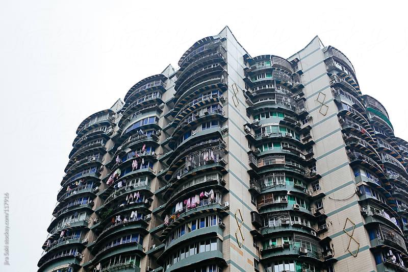 building by jira Saki for Stocksy United