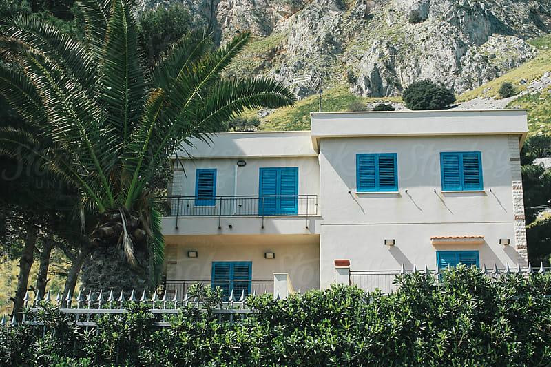 Mediterranean House by Aleksandra Jankovic for Stocksy United