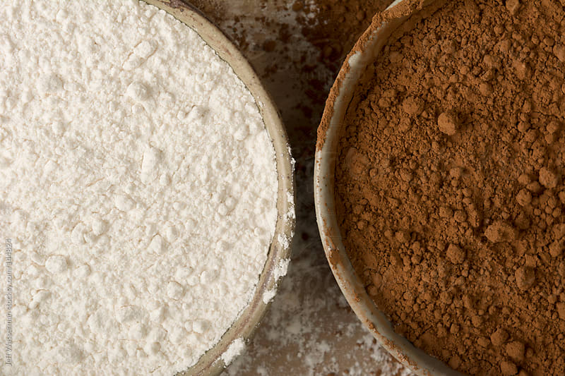 Coco and Flour by Jeff Wasserman for Stocksy United