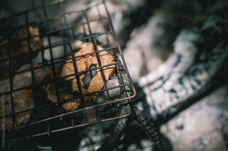 Grill by Chalit Saphaphak for Stocksy United