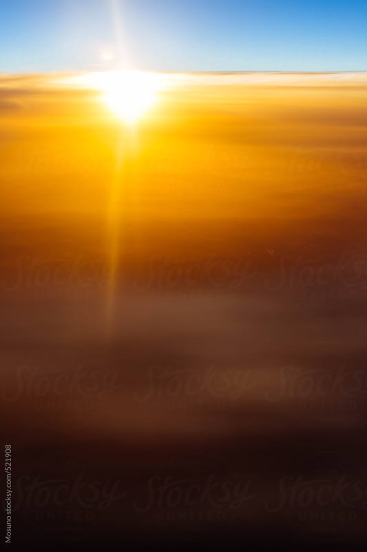 Sunset Through the Haze by Mosuno for Stocksy United