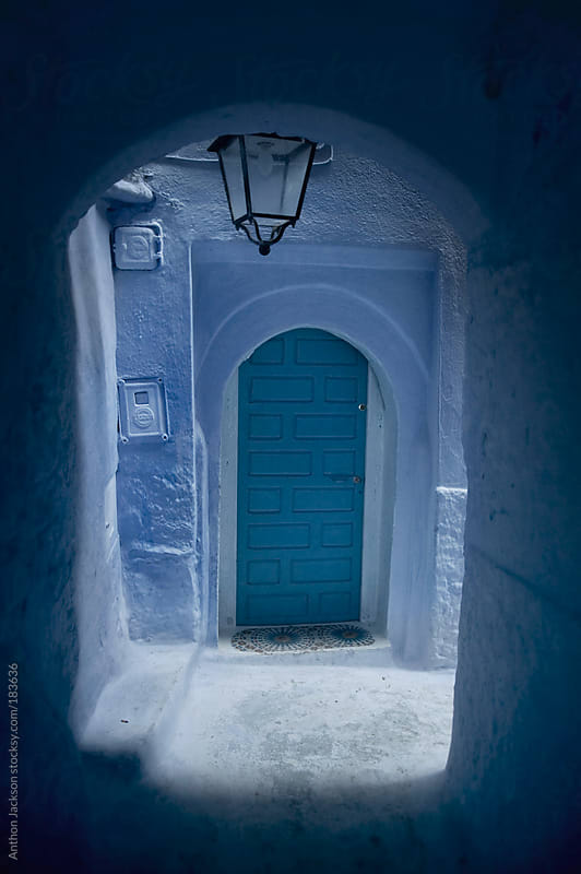 Chefchaouen by Anthon Jackson for Stocksy United
