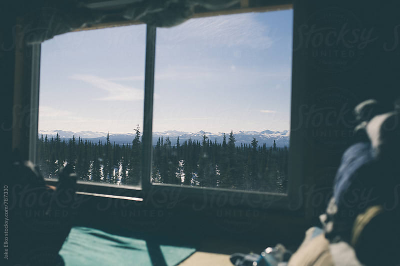 Cabin Window 2 by Jake Elko for Stocksy United