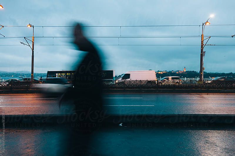 Galata Blur by Agencia for Stocksy United