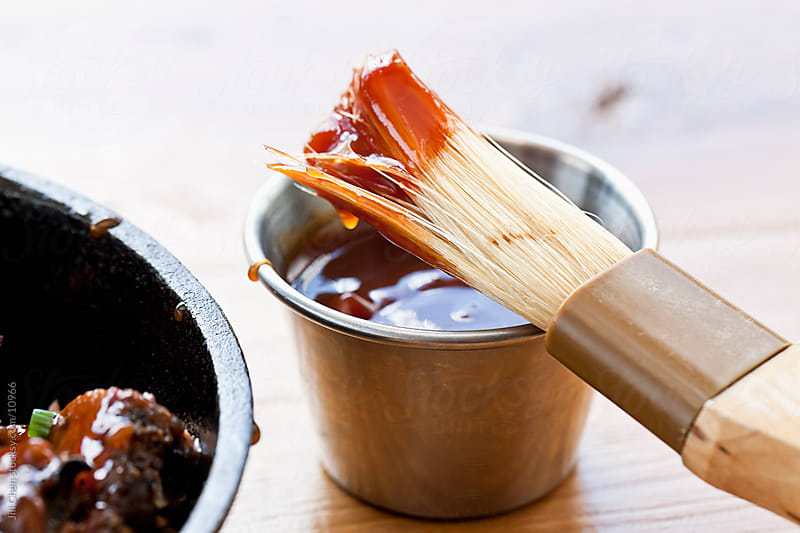 Barbecue Sauce by Jill Chen for Stocksy United