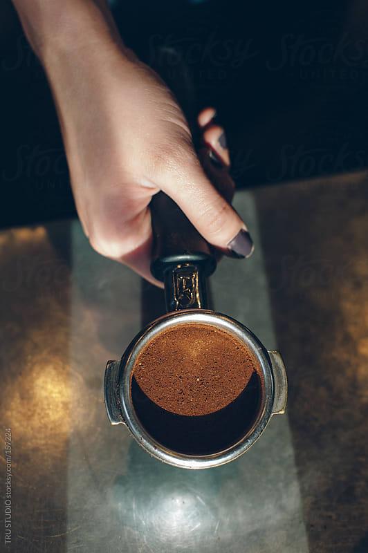 Espresso Grounds by TRU STUDIO for Stocksy United