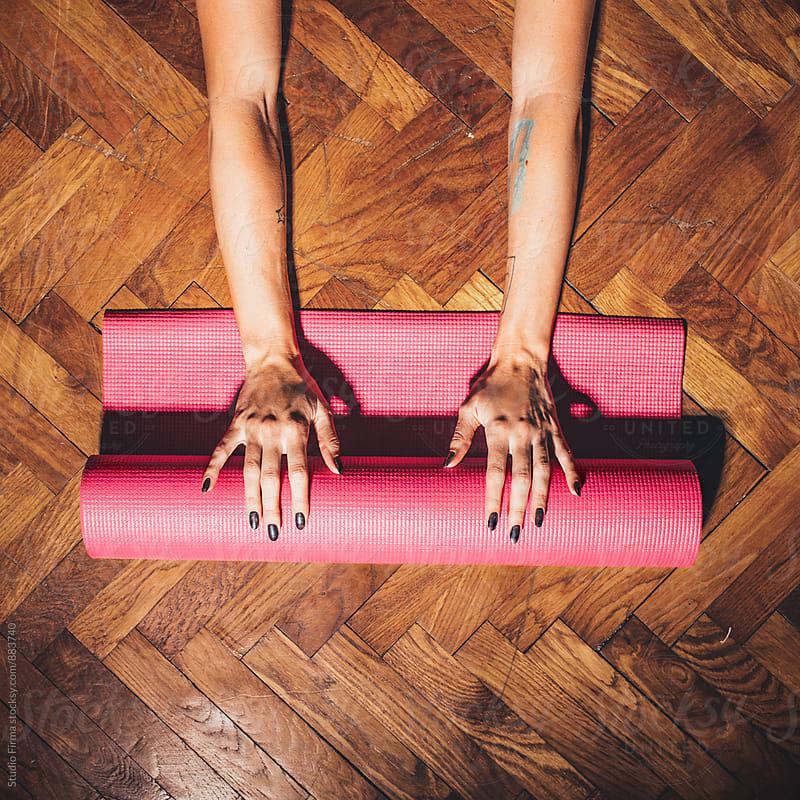Yoga by Studio Firma for Stocksy United