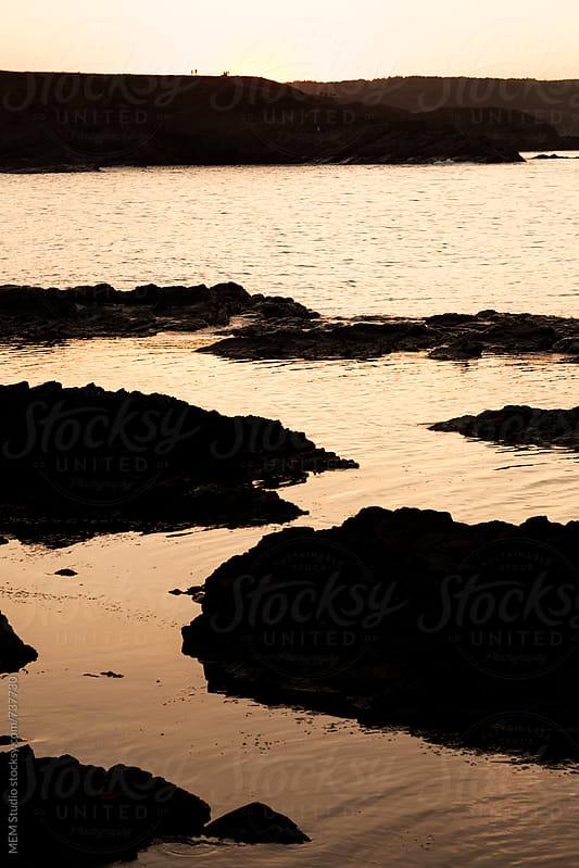 sea cliffs by MEM Studio for Stocksy United