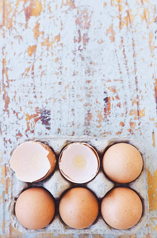 Eggs  by Jill Chen for Stocksy United