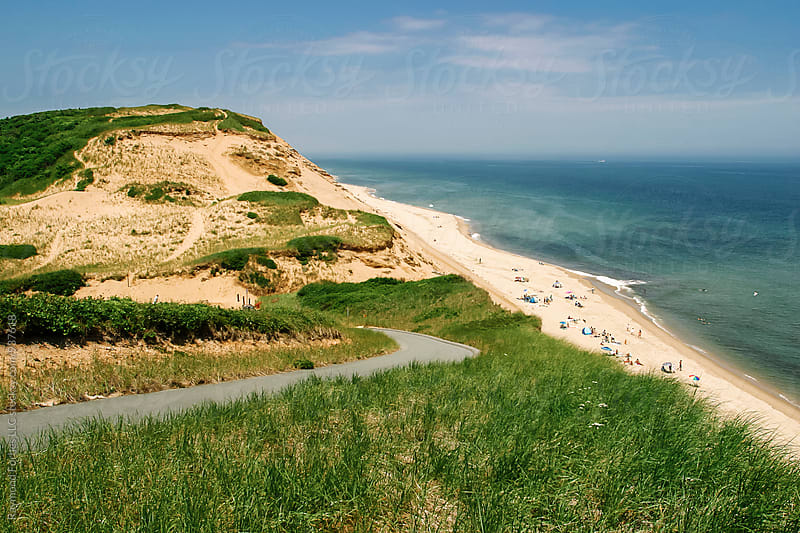 Cape Cod National Seashore  by Raymond Forbes LLC for Stocksy United