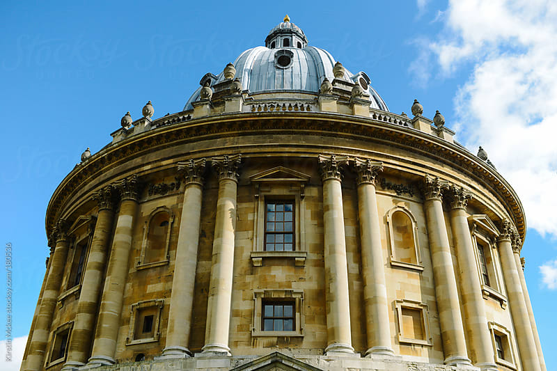 Radcliffe Camera by Kirstin Mckee for Stocksy United