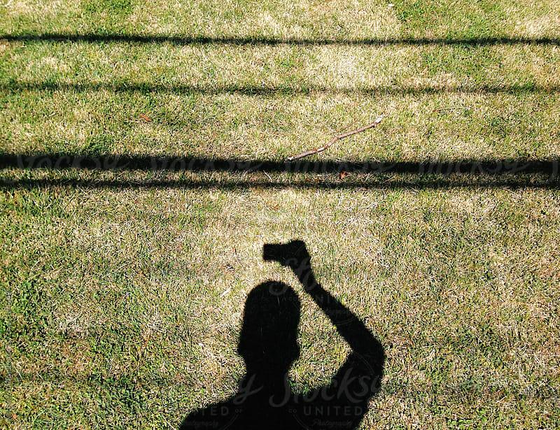 Self-portrait by Michael Villegas for Stocksy United