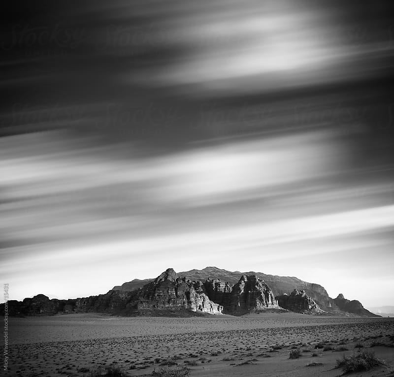 Wadi Rum by Micky Wiswedel for Stocksy United