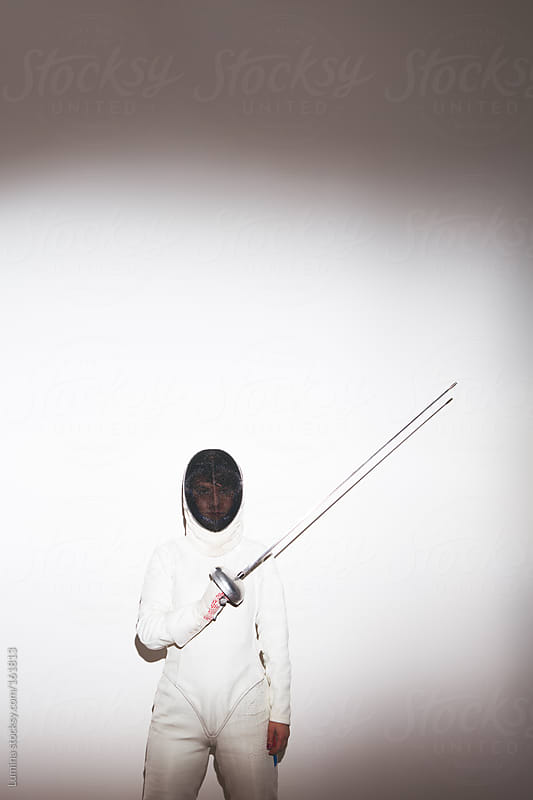 Fencing Professional  by Lumina for Stocksy United