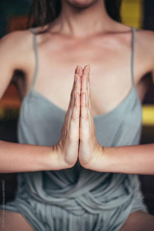 Namaste by Studio Firma for Stocksy United