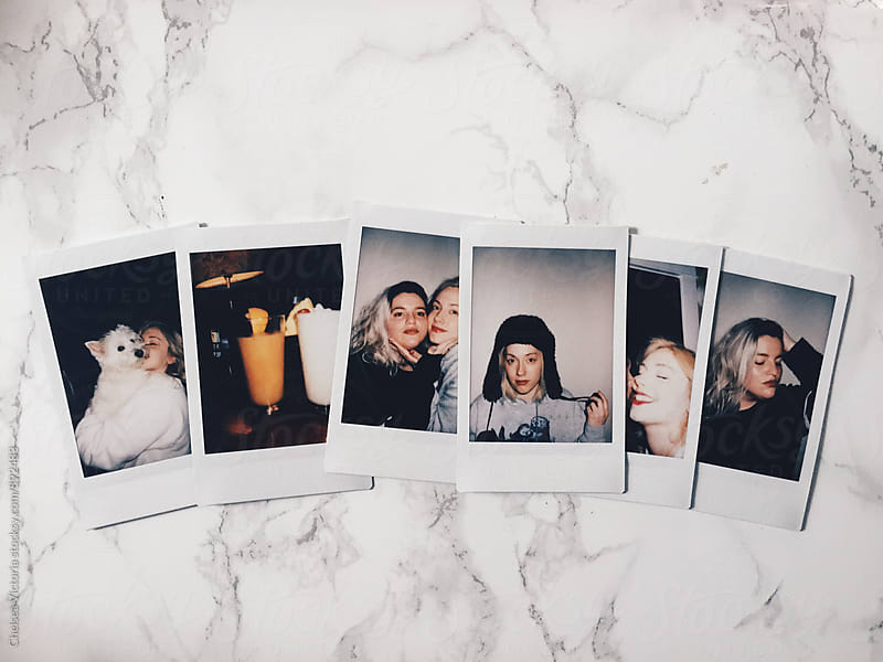 Polaroid collection by Chelsea Victoria for Stocksy United
