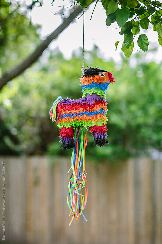 Pinata Party by Raymond Forbes LLC for Stocksy United