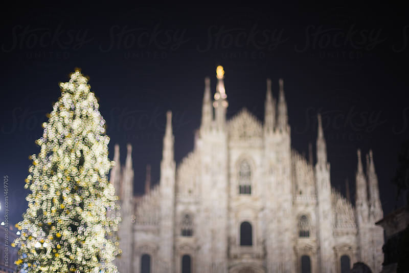 Milan Cathedral by michela ravasio for Stocksy United
