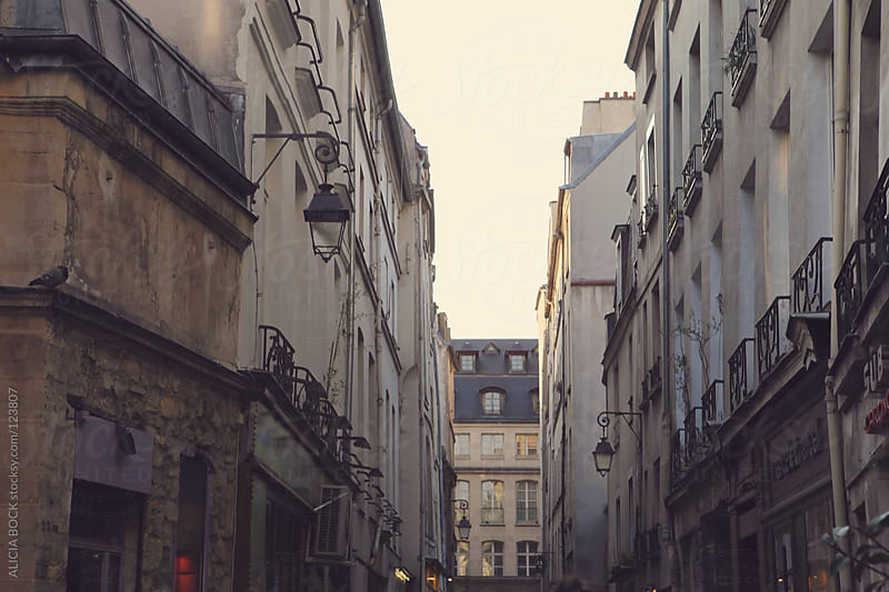 The Marais (Paris, France) by ALICIA BOCK for Stocksy United
