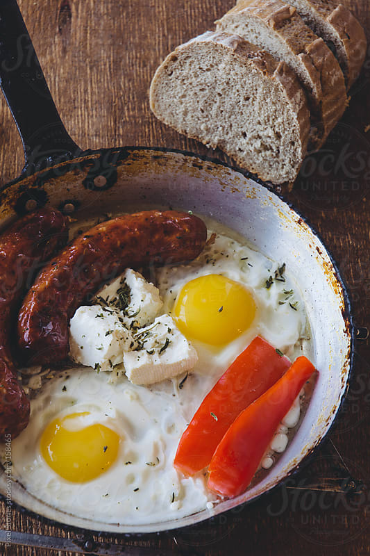 Fresh breakfast by Pixel Stories for Stocksy United
