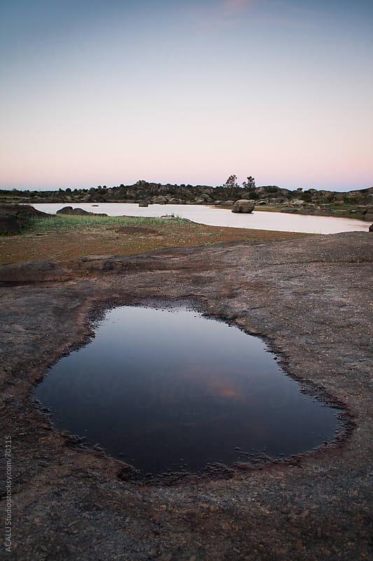 Landscape in Los barruecos by ACALU Studio for Stocksy United