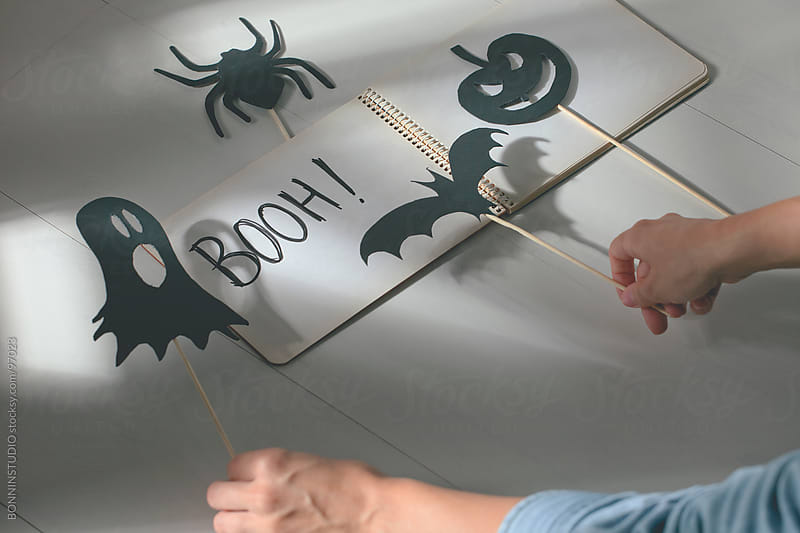 Halloween decoration. by BONNINSTUDIO for Stocksy United